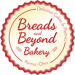 Breads and Beyond Bakery Logo